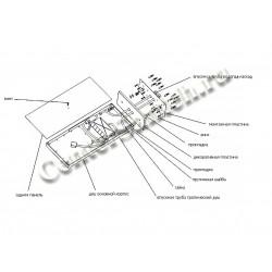 800-803 подвесной унитаз MELANA