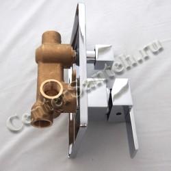 Душевой комплект Ideal 600x800
